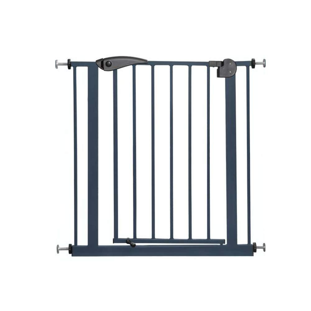 黒いペットの犬のフェンスの隔離ドア階段のための余分な広場廊下キッチンベビーセーフティゲート (サイズ さいず : 156-164cm) 156-164cm  B07GZH7RNX