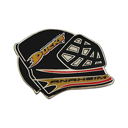 - NHL Anaheim Ducks Goalie Mask Pin