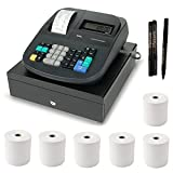 all cash register - Royal 120DX Electronic Cash Register + Counterfeit Bill Detector Pen + Thermal p