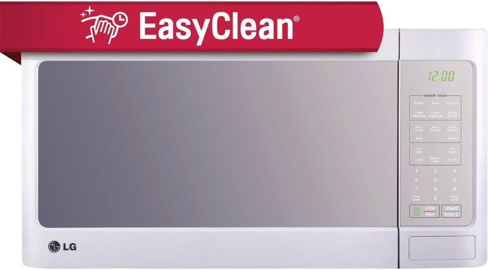 Amazon.com: LG lcs1413sw Countertop Horno de microondas con ...