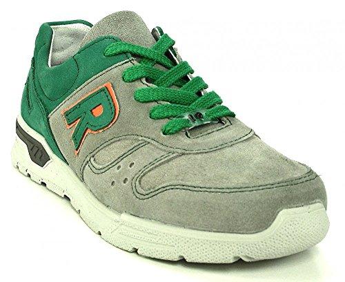 Ricosta Carter Unisex-Erwachsene Sneakers Grau - Grau