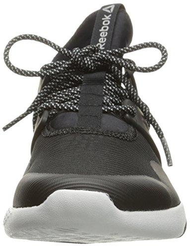 Reebok Women's Hayasu Training Shoe Black/Skull Grey/Silver Reflective cheap sale clearance store cheap sale visit djFGKm