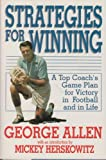 Strategies for Winning, George Allen and Mickey Herskowitz, 007001079X