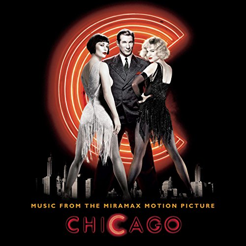 Image result for chicago soundtrack album cover