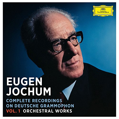 Complete Beethoven Edition Vol 1 (Jochum - Complete Recordings on DG, Vol. 1 Orchestral Works [42 CD])
