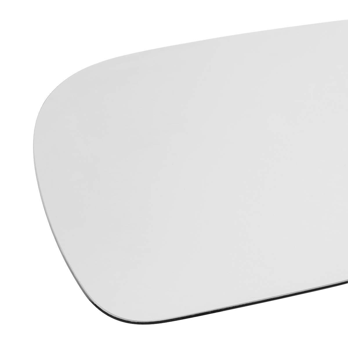 DNA Motoring SMP-020-L Left//Driver Side Door Rear View Mirror Glass Lens