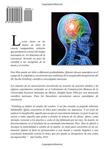 Alicia en el pais de la consciencia: Articulos Cientificos Ineditos. La Desaparicion del Dr. Jacobo Grinberg: Amazon.es: Leah Bella Attie M.S., ...