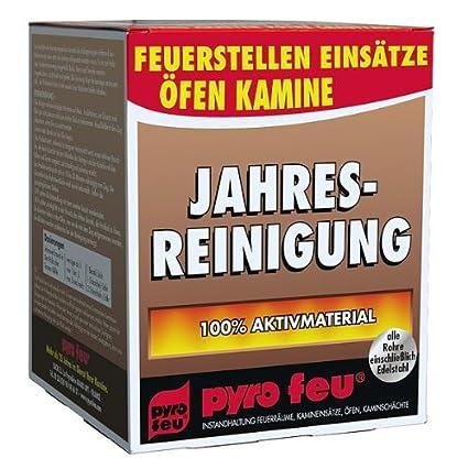 1x Jahresreinigung Entrußer Für Ofen U0026 Kamin Alle Rohre Einschließlich  Edelstahl: Amazon.de: Küche U0026 Haushalt