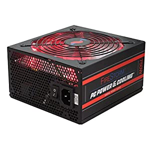 PC Power & Cooling FireStorm Gaming Series 750 Watt (750W) 80+ Gold Fully-Modular Active PFC Performance Grade ATX PC Power Supply 5 Year Warranty FPS0750-A4M00