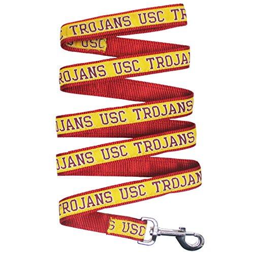 Pets First College USC Trojans Pet Leash, Large