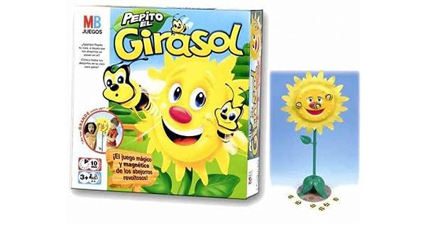 Hasbro M.B. Juegos Pepito EL Girasol: Amazon.es: Juguetes y juegos