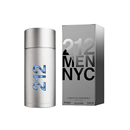 f20038736 Image Unavailable. Image not available for. Colour  Carolina Herrera 212  Men Nyc EDT ...