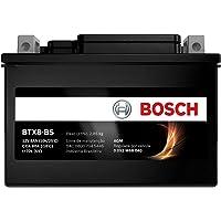Bateria Moto Dafra City Class 12v 8ah Bosch Btx8-bs (ytx9-bs)