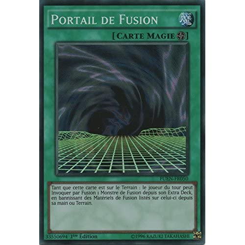 Yugioh - Portail de Fusion (SR) [FUEN]