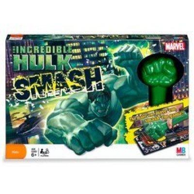 Incredible Hulk Smash Game