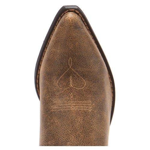 Durango Kvinna Krossa Cowgirl Boot Mörkbrun