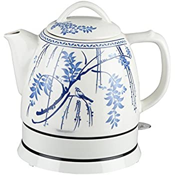 Amazon Com Gforce Gf P1056 871 Ceramic Electric Kettle