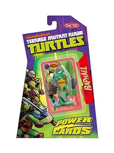 Turtles - Juego de Cartas Raphael Tortugas Ninja, para 1 o ...