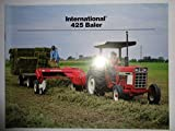 IH *International 425 Baler Sales Brochure IHC