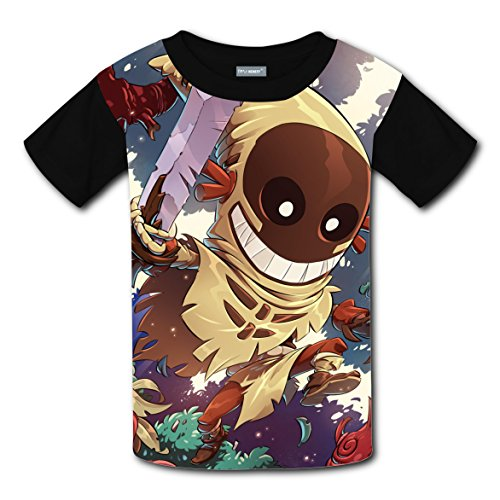 [New Style Short Sleeve T-Shirts Print With Riktus De Amakna For Boy Girl L] (Make Daffy Duck Costume)