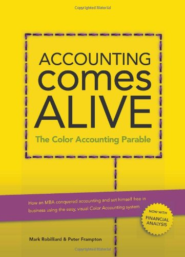 Accounting Comes Alive - The Color Accounting Parable