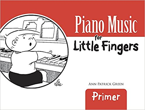 Book Piano Music for Little Fingers: Primer (Dover Music for Piano)