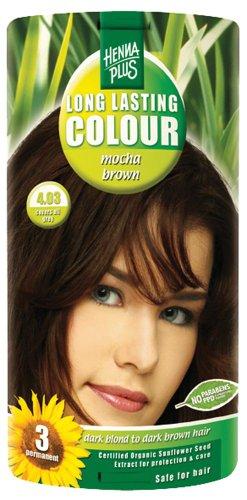 Long Lasting Colour - Mocha Brown 1 Box
