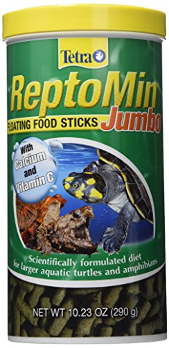 Tetra Usa Reptomin 10.23-Ounce Sticks, Jumbo (Sticks Reptomin)