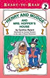 Henry and Mudge and Mrs. Hopper's House, Cynthia Rylant, 1599610841