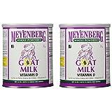 Pack of 2 x Meyenberg Powdered Goat Milk - 12 oz