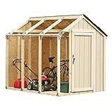 2x4 Basics 90192 Shed Kit, Peak Style Roof