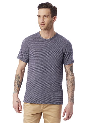 Organic Basic Crew Shirt - 7