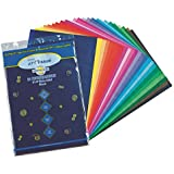 "Pacon Spectra(R) Assorted Color Tissue Pack, 12"" x 18"", 25 Colors, Pack Of 100 Sheets"