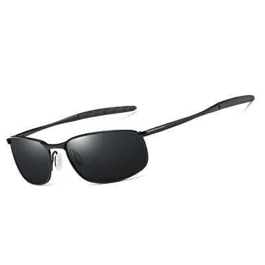 Men'S Driving Sports Polarized Outdoors Protection Sunglasses Tpq1T