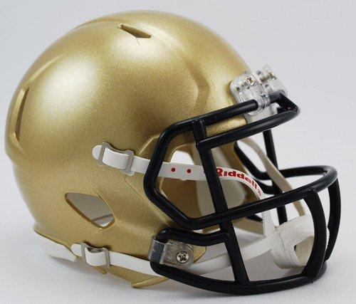 Riddell NCAA Navy Midshipmen Speed Mini Football Helmet