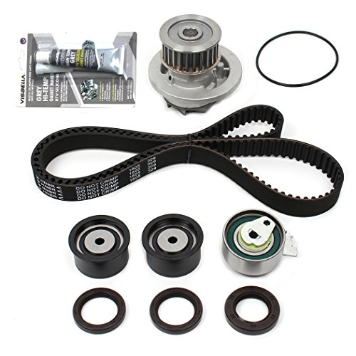 new-tsw309si-169-teeth-timing-belt-kit-w-hnbr-oem-grade-belt-water-pump-set-w-rtv-silicone