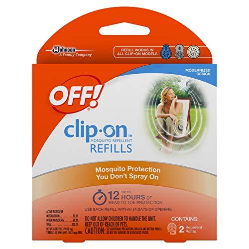 Off! Clip On Refills
