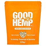 Good Hemp Seed Hearts - 225g (0.5lbs)