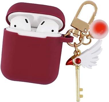 CHUHUI Funda Airpods Linda Manzana Iphone Bluetooth Caja De ...
