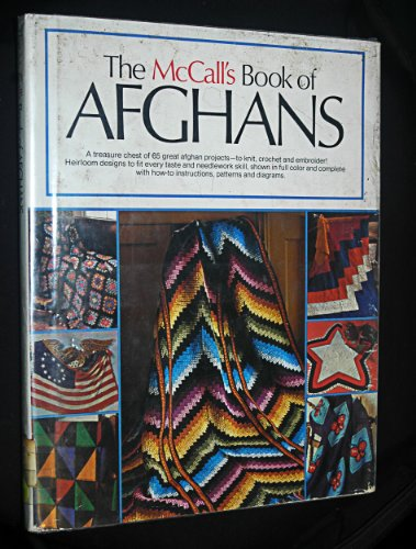 Patterns Afghan Free Crochet (The McCall's Book of AFGHANS)