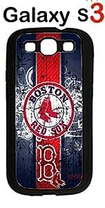 Boston Red Sox Samsung Galaxy S3 Case Hard Silicone Case