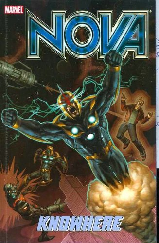 nova marvel comics - 2