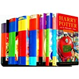 HARRY POTTER COMPLETE SERIES (VOLUMES 1-7) LARGE PRINT: ALL FIRST EDTIONS