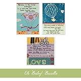 Curly Girl Design AZBUNDLE11 Oh Baby! Card Bundle