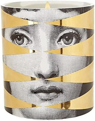 Fornasetti Large Candles 1 9kg Losanghe Amazon Co Uk Kitchen Home