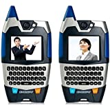 eSmart EyeSpy Night Vision Walkie Talkies with Live Video, Text and Integrated Microphone (Fun Gift)