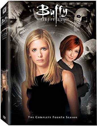 Buffy The Vampire Slayer: The Complete Fourth Season (DVD Box Set) ()