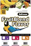 ZuPreem Fruit Blend Medium Large for Parrot/Conure - 17.5 lb