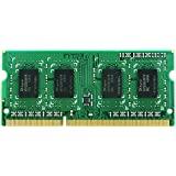 Synology RAM Module for DS1512+/DS1513+/DS1812+/DS1813+ 2 DDR3 1066 PC3 8500 Memory RAM-2G-DDR3