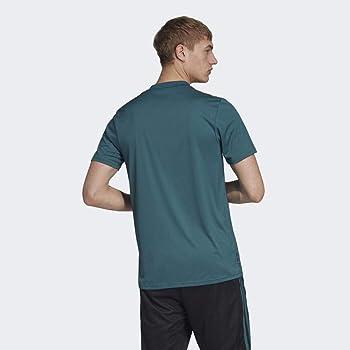 adidas AJAX A JSY Camiseta, Hombre, vertec/Negro/Senaso, 3XL ...
